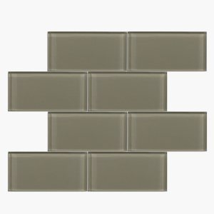 3×6 Brick Roma Beige