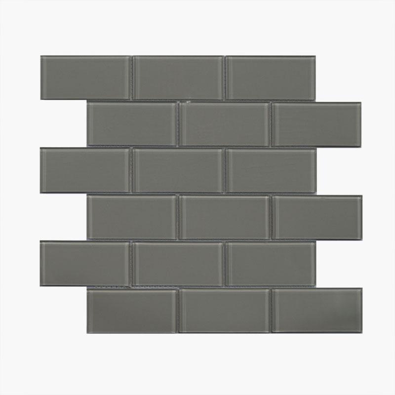 2×4 Brick Charcoal (4mm)
