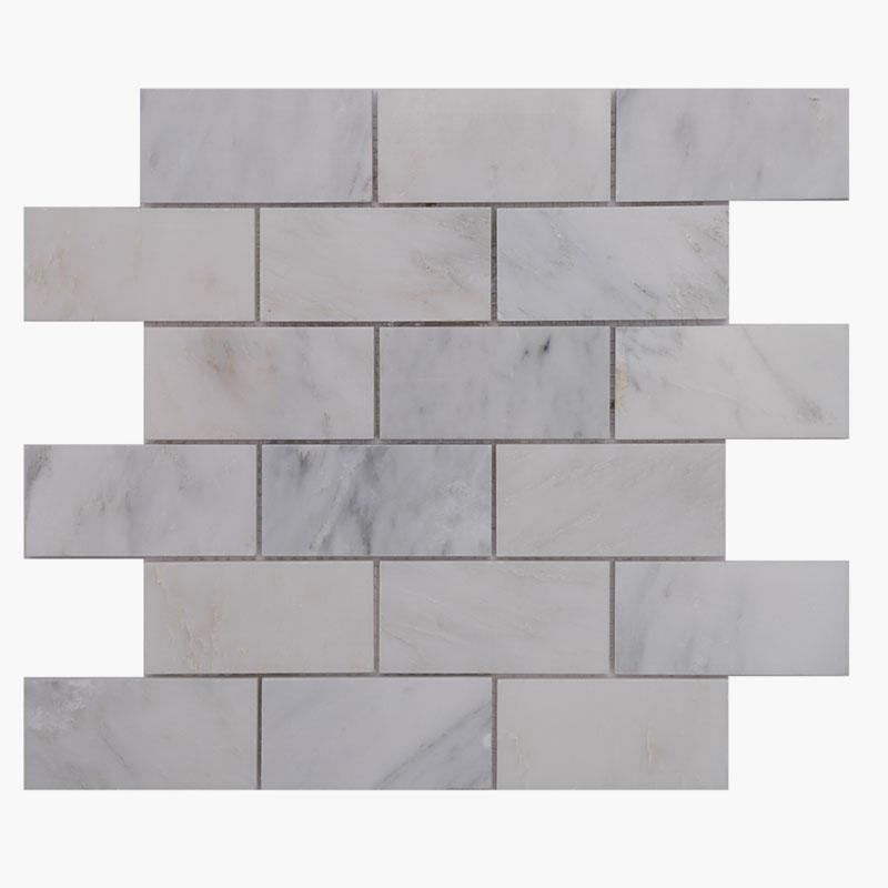 2×4 Brick O white