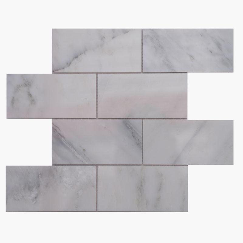 3×6 Brick O White