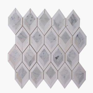 Magic Cube Thassos + O White + Carrara