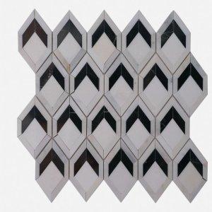 Magic Cube O White + N.Marquina + Thassos
