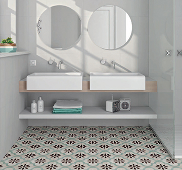 bathroom floor tiles mississauga
